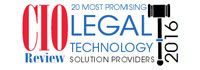 20 Most Promising Legal Technology Solution Providers - 2016