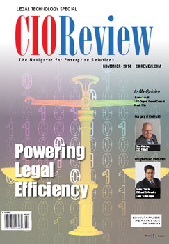 20 Most Promising Legal Technology Solution Providers - 2014