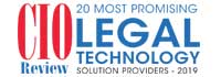 Top 20 Legal Technology Solution Companies - 2019