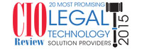 20 Most Promising Legal Technology Solution Providers - 2015
